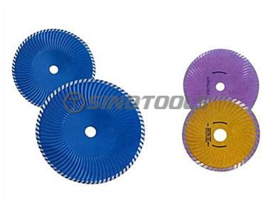 Sintered Diamond Saw Blade (Strengthened Disc)