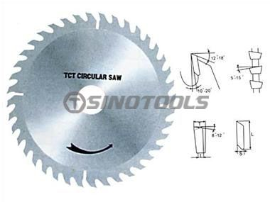 T.C.T Saw Blade