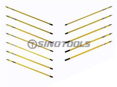 Fiberglass Single Poles