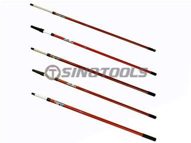 Inner Lock 2PC Steel Telescopic Poles