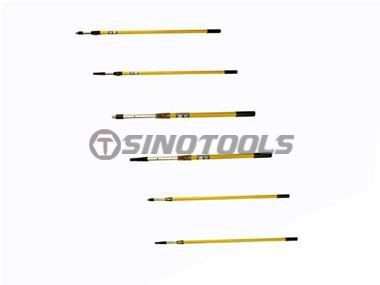 Step Lock Telescopic Poles
