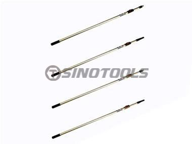 Step Lock Aluminum Telescopic Poles