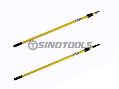 Outer Lock Fiberglass Telescopic Poles