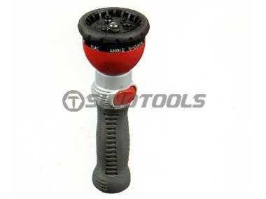 9-Pattern Turret Pistol Nozzle